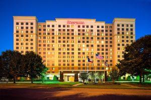 Sheraton Suites Houston Near The Galleria Exterior image