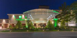 Holiday Inn Executive Center-Columbia Mall exterior