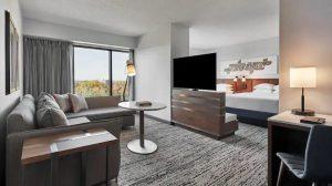 Hilton Fairfax VA, Double Double Room