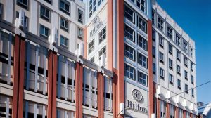Hilton Garden Inn Philadelphia Center City Exterior